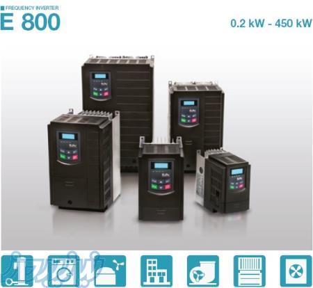 اینورترهای سری E800 برند Eura Drives -شرکت رادین صنعت