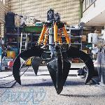 چنگ ضایعات – چنگ هیدرولیک – چنگ بیل مکانیکی ، جرثقیل ، بیل بکهو ، تراکتور ،