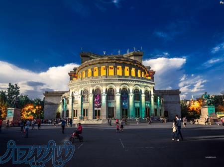 تور زمینی ارمنستان تابستان ۹۸