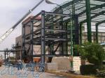طراحی، ساخت و نصب سازه های فلزی و سوله