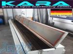 کوره خم ۴ متری با سیستم هوای گرم برند فوکس اتریش