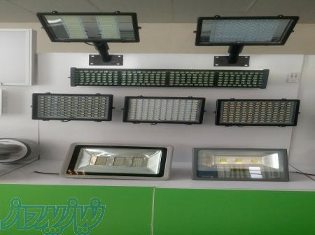 ساخت انواع محصولات روشنایی ال ای دی در کرمان