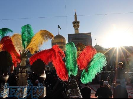 تور مشهد ویژه ایام سوگواری حسینی
