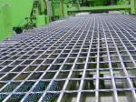تولید و فروش گریتینگ الکتروفورج بصورت پنل 1 در 6 متری با قیمت مناسب
