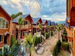 اولین و تنها شهرک ویلاهای چوبی خاورمیانه در کلاچای گیلان