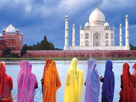 تور هند دهلی آگرا جیپور