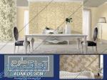 فروش انواع کاغذ دیواری و پارکت در مشهد