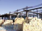 انواع تیغه سفال مصالح ساختمانی