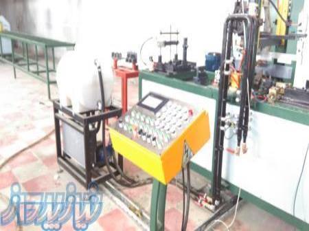 دستگاه تولید تیرچه اتوماتیک