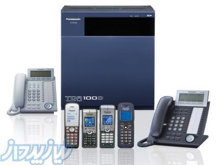 فروش انواع سانترال پاناسونیک TDA NS500 TES824
