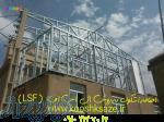 اضافه اشکوب با ال اس اف ، مقاوم سازی ساختمان