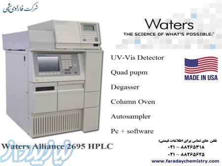 دستگاه HPLC مدل Waters Alliance 2695