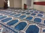 فرش سجاده ای محراب نقش کاشان