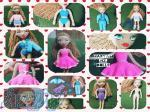 فروش عمده انواع عروسکهای بافتنی