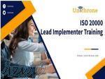ISO 20000 Lead Implementer Training in Tehran Iran