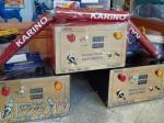 دستگاه های مخمل پاش و فانتاکروم (آبکاری) برند کارینو