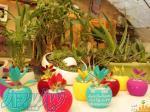 فروش گل طبیعی مخملی ساکولنت کراسولا