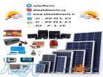 پنل خورشیدی   مبدل برق   شارژ کنترلر   باتری سیلد اسید   برق خورشیدی