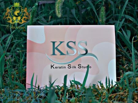 كراتين برزيلي نسل جديدKeratin silk studio