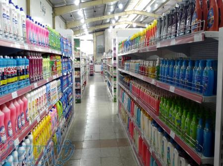 استخدام فروشگاه موادغذایی درحال تاسیس