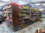 تجهيزات فروشگاهي، قفسه فروشگاهي و سوپرمارکتي وميوه (بهسرما)