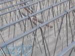 تولید کننده خرپای تیرچه ، فروش تیرچه صنعتی ساختمانی