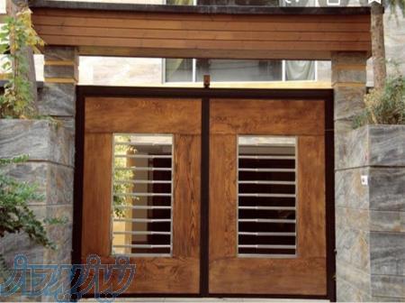 طراحی نمای ترموود ، اجرای نمای چوب طبیعی در مازندران ساری