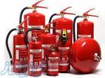 شارژ انواع کپسول آتش نشانی - دستگاه شارژ کپسول آتش نشانی