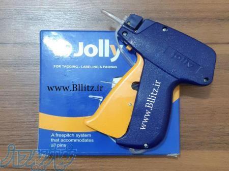 ماشین دوخت تگ زن جولی Jolly ایتالیا