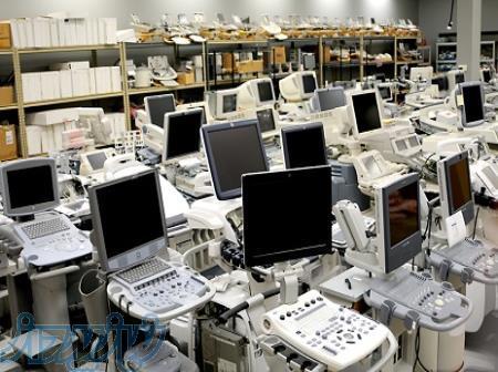 پخش سراسری تجهیزات پزشکی استوک اروپایی   واردات مستقیم
