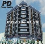 پارسا دیزاین طراحی نماهای مدرن ساختمانی