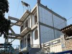 نصب دیوارهای پیش ساخته 3d پنل و اجرای شاتکریت