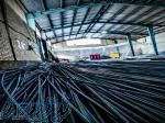 ساخت انواع تیرچه فلزی (کرومیت)و پاشنه بتن با جوش پر مقاومت