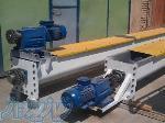 اسکرو کانوایر (سیستم انتقال مواد حلزونی)