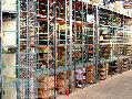 قفسه سنگین فلزی- صنایع فلزی نیروان