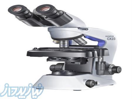 فروش میکروسکوپ بیولوزی 2چشمی مدل CX-23 ساخت کمپانی المپیوس ژاپن