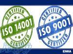 آموزش،پیاده سازی ایزو9001 اخذ گواهینامه های بین المللی