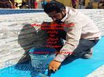 عایقکاری استخر در مشهد با عایق استخری نانوایزوکاور