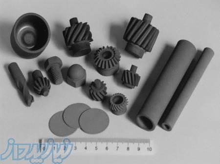 ساخت انواع اهنرباهای پلیمری از نوع فریت استرانسیوم و انواع اهنرباهای هیبریدی