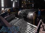 ارائه خطوط تولید صنایع فولاد واحد گندله سازی