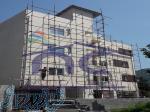 نانو کردن نما با مواد نانوایزوکاور در تهران وکرج