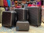 مجموعه چهارتکه چمدان نشکن کسا