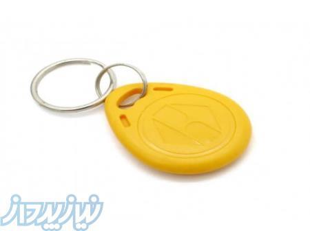 تگ جا کلیدی زرد