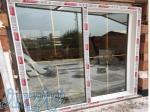 تعویض هر نوع پنجره با upvc بدون تغییر در نما ساختمان