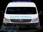 فروش آمبولانس جدید جک مدل اسپرینتر