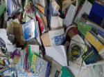 خرید کاغذ باطله کتاب باطله  خریدار کتاب باطله کاغذ باطله ضایعات کاغذی کاغذ باطله کتاب باطله