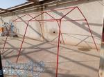 فروش پل وپایه (اسکلت) چادر اقامتی 12 متری