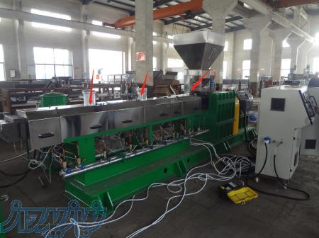 قیمت دستگاه تولید گرانول پی وی سی ، خط تولید گرانول pvc سخت