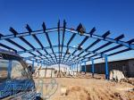 کارخانه ساخت سوله صنعتی و اسکلت فلزی خرید و فروش سوله نو و دست دوم