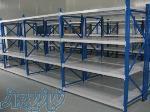 خرید و فروش انواع قفسه های فلزی
